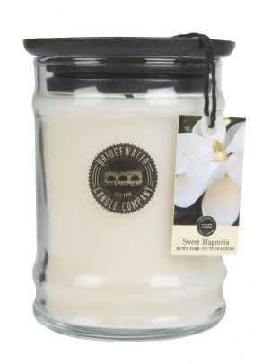 Sweet Magnolia Small Jar Candle